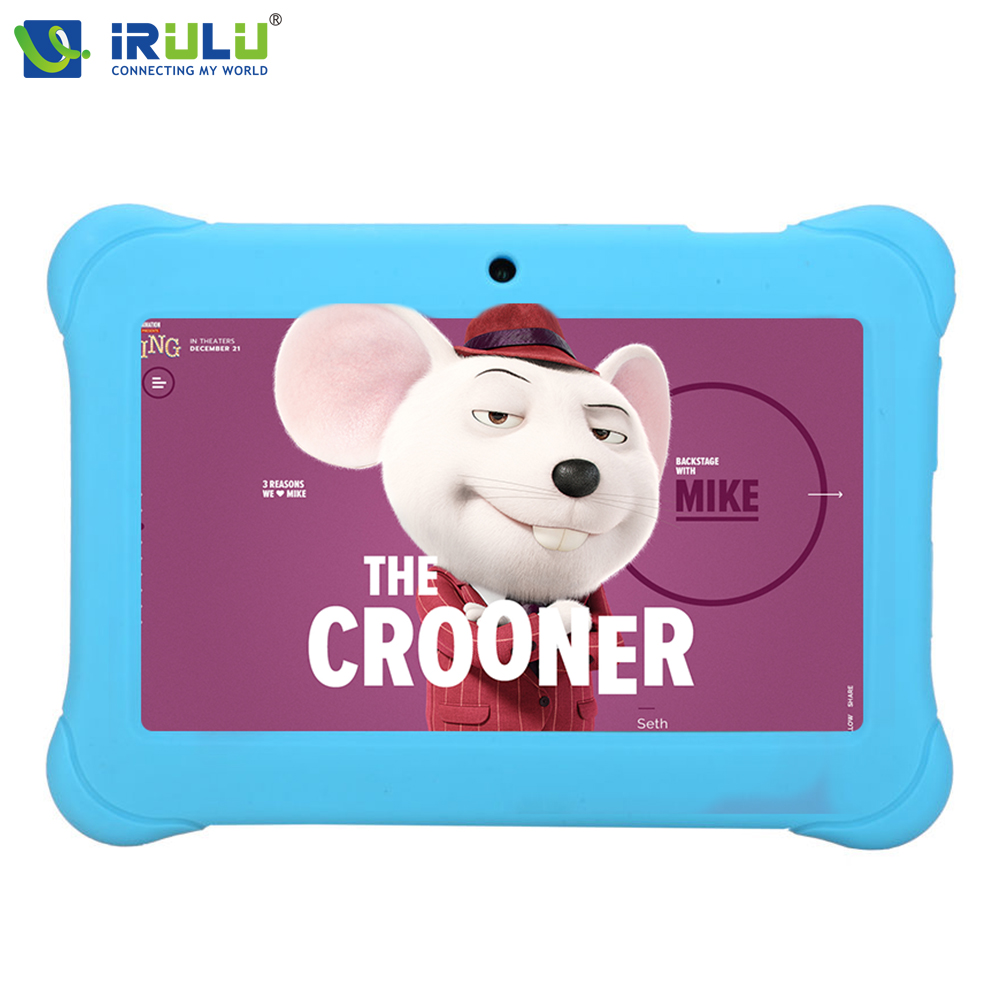 Original iRULU Y1 7 BabyPad Quad Core Android 4 4 Tablet PC 0 3MP 1GB RAM