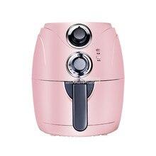 KDF-516B 2.5L интеллектуальная Бездымная электрическая сковорода, фритюрница, духовка, кастрюля, плита, без масла, картофель фри, машина