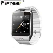 MiFRee Wearable Devices DZ09 Smart Watch Electronics Wristwatch For Xiaomi Samsung Phone Android Smartphone Health Smartwatches