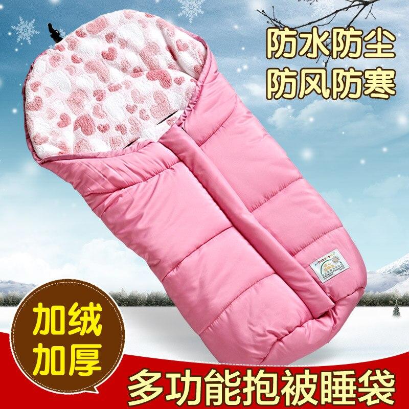 baby-sleeping-bag-winter-Solid-baby-sleep-sack-Unisex-envelopes-for-newborns-baby-sleeping-bag-3