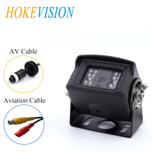 HOKEVISION Reverse Camera Car Waterproof IP68 of Heavy Duty 18 LED IR Night Vision for Bus/RV/Truck/ Rear View Camera CMOS 600tv free shipping free shipping brand new 4 pin 800tvl cmos ir night vision waterproof car rear view reverse backup camera for