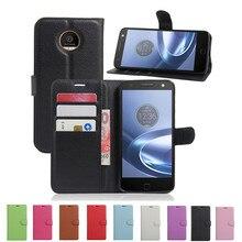 Для Motorola Moto Z Play чехол Роскошный PU кожаный чехол для Motorola Moto Z Play Droid защитный чехол-накладка для телефона