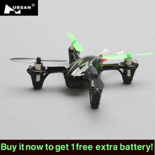 Hubsan X4 H107c Drone 2.4G 4CH RC Quadcopter Helicopter With 0.3 MP Camera RTF Free 1 Extra Battery