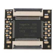 Double puce Nand Squirt360 16 mo Nand Mbyte Pcb pièce de réparation de carte Pcb Nand secondaire pour Console Xbox 360