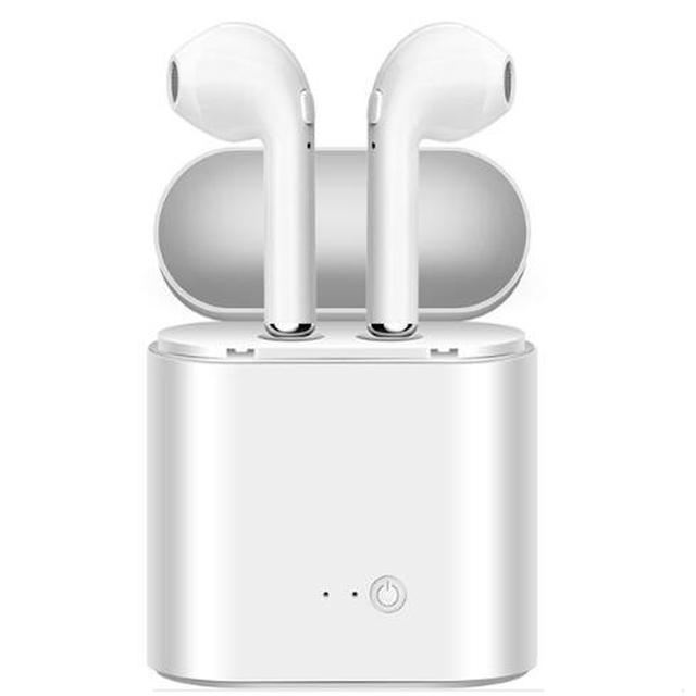 Original i7 tws i7s tws earbuds Wireless Earphone Bluetooth Headphones Stereo In-Ear Earbuds for iphone Samsung Xiaomi Huawei