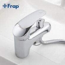Frap латунь Материал корпуса туалет смеситель с душем установить кран комплект аксессуаров F1221