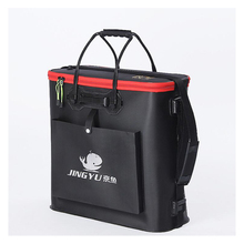 4 Kinds Of Color 42/48CM Thicken EVA Fishing Barrels Collapsible Multi-functional High Quality box