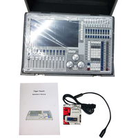 New tiger touch 10.0 system controller large outdoor stage lighting controller dodge console entertainment DJ equipment
