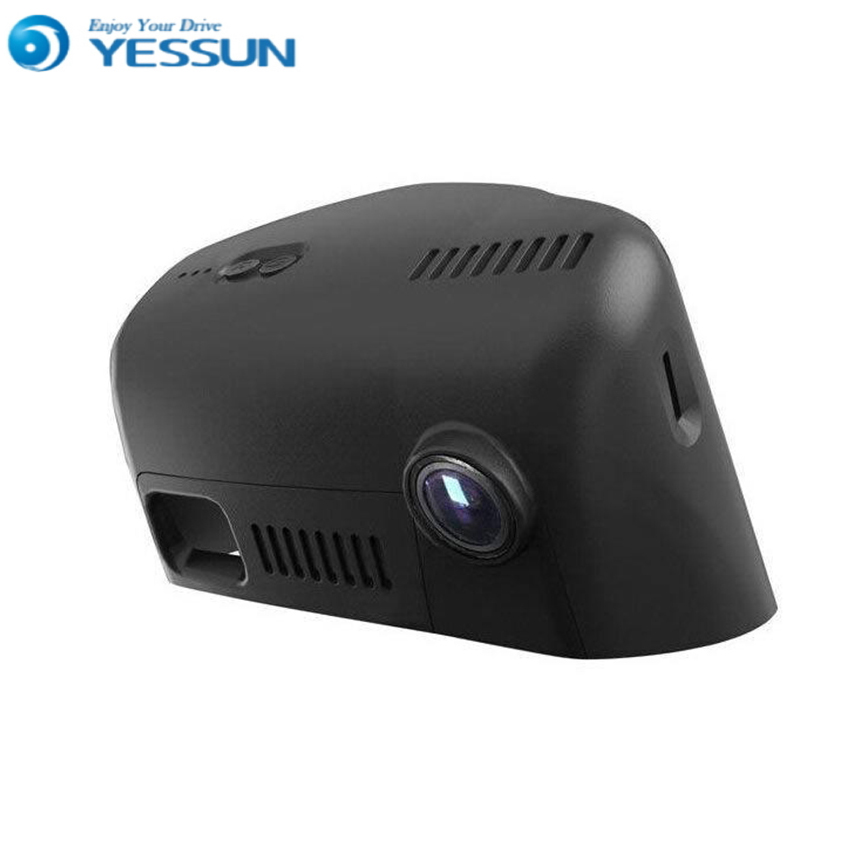YESSUN dla Jeep Grand Cherokee Samochód DVR Mini Kamera Wifi Driving Video Recorder Novatek 96658 Registrator Dash Cam