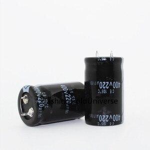 Image 1 - 400v 220uf 220uf 400v電解コンデンサ容量25X40 30X30最高品質