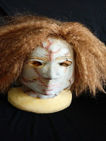 Latex Costume Horror Michael Myers Mask With Hair For Funny Masquerade Halloween Costume