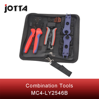 MC4 LY2546B multifunctional photovoltaic connection set of tools best quality hot sale 2016 year multiple tool