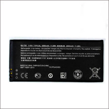 3000mAh 11.6Wh BV-T5E BVT5E BV T5E Replacement Battery For Microsoft Lu