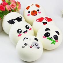 10CM Jumbo Cute Squishy Panda Anti-strss Toy Squishies Easter Gift Squishy Slow Rising Phone Straps Gift Kawaii Soft Toy