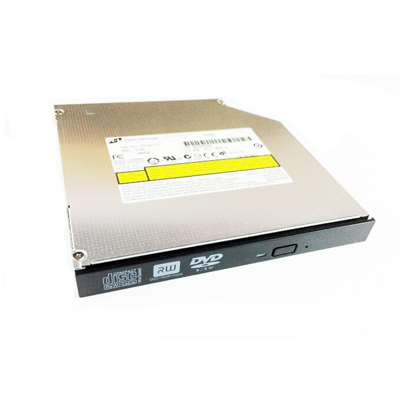 Best for Dell Laptop E6420 E6500 14 Inch Laptop DU 8A2S Dual Layer 8X DVD RW Writer 24X CD R Recorder Internal 9.5mm SATA Drive dvd rw dvd laptop internal dvd drive laptop -