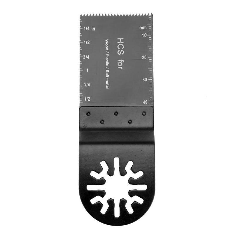 Multi-Function Bi-metal Precision Saw Blade Oscillating Multitool Saw Blade For Renovator Power Cutting Multimaster Tools
