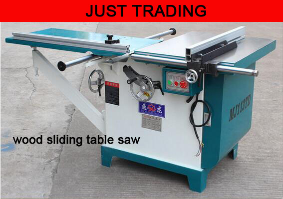 MJ113TD Woodworking Machinery,wood Sliding Table Saw, Circular Saw,home  Using Wood Sawing