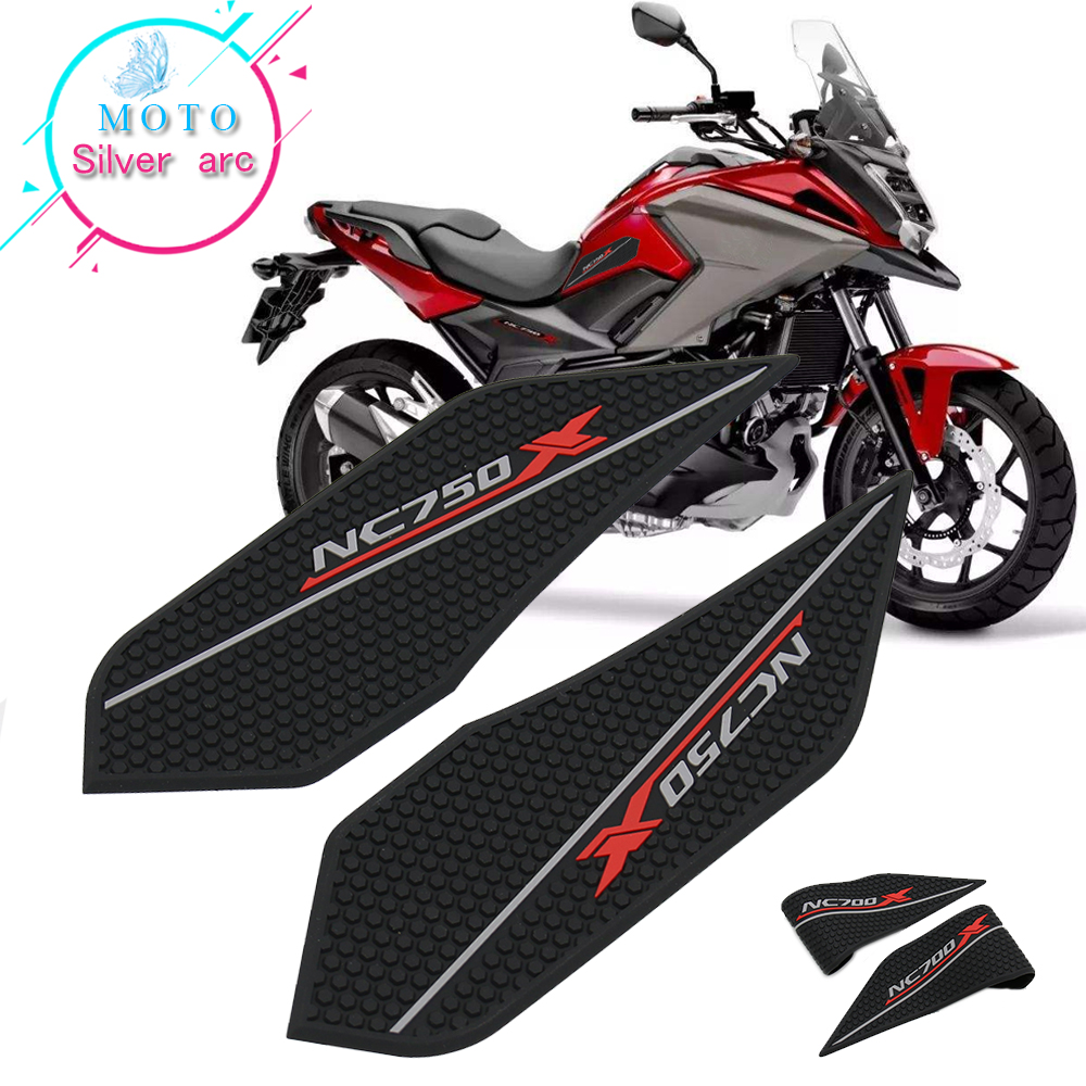 Motorcycle Tank Pad Protector Sticker Decal Gas Knee Grip Tank Traction FOR HONDA NC750 NC700 NC750X 2014-2019 2018 2017 2016 15