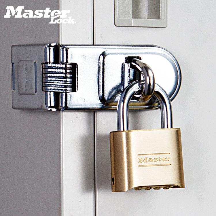 MASTER LOCK Tamper-proof Anti-corrosion Anti-rusting Waterproof BrPassword Combination Code Lock Padlock Anti-theft (5)