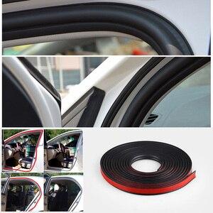 Image 5 - B a forma di Guarnizioni In Gomma Guarnizioni Delle Porte Auto Bordo Trim Impermeabile E a prova di Suono Strisce di Tipo B 5 M 8 M Guarnizioni Delle Porte Auto