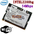 Intel 2200BG wi-fi 54 Мбит mini PCI WLAN wifi-картой