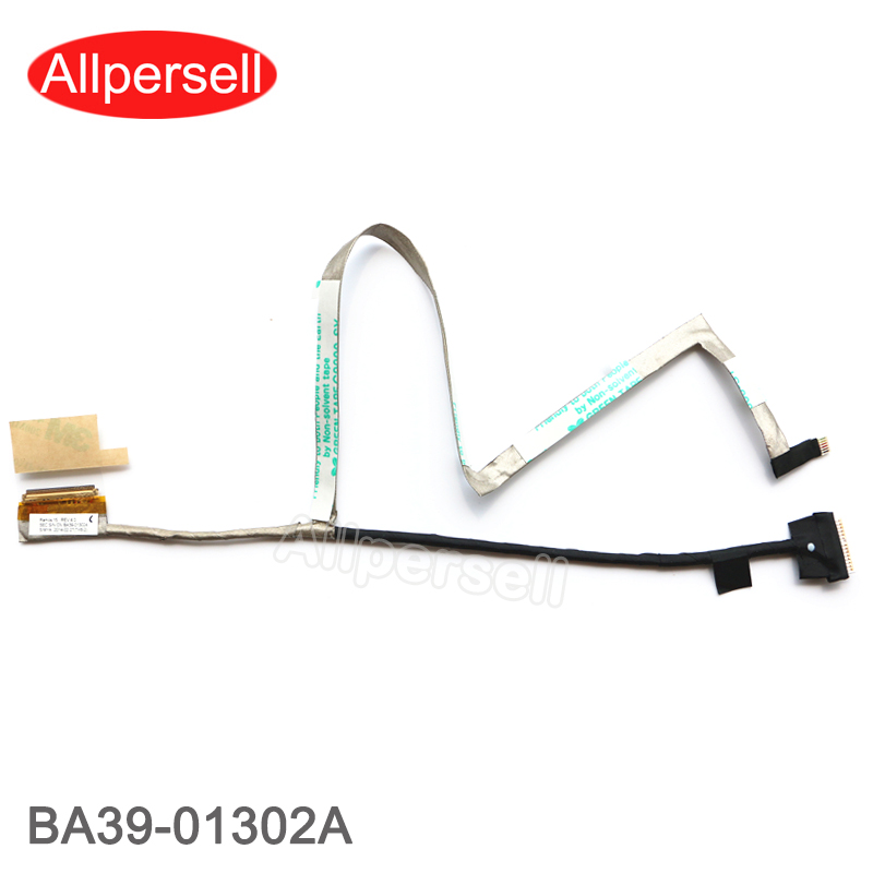 LCD Video Cable for <font><b>SAMSUNG</b></font> NP370R5E NP450R5E <font><b>NP470R5E</b></font> NP510R5E BA39-01302A <font><b>Laptop</b></font> Screen Flexible Flat Cable image