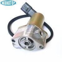 Neue Magnetventil 702-21-07010 7022107010 für Komatsu PC200-6 6D102 PC130-6 PC240-6