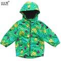 2016 плащ Новый красочный стиль Дети куртка детские толстовки пальто девушки спорт верхняя одежда для Детей детей KidsSpring Пальто