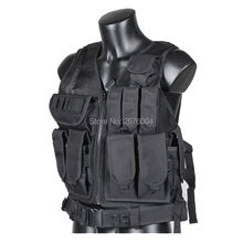 2017 Military Tactical Police Vest Wargame Body Armor Sports