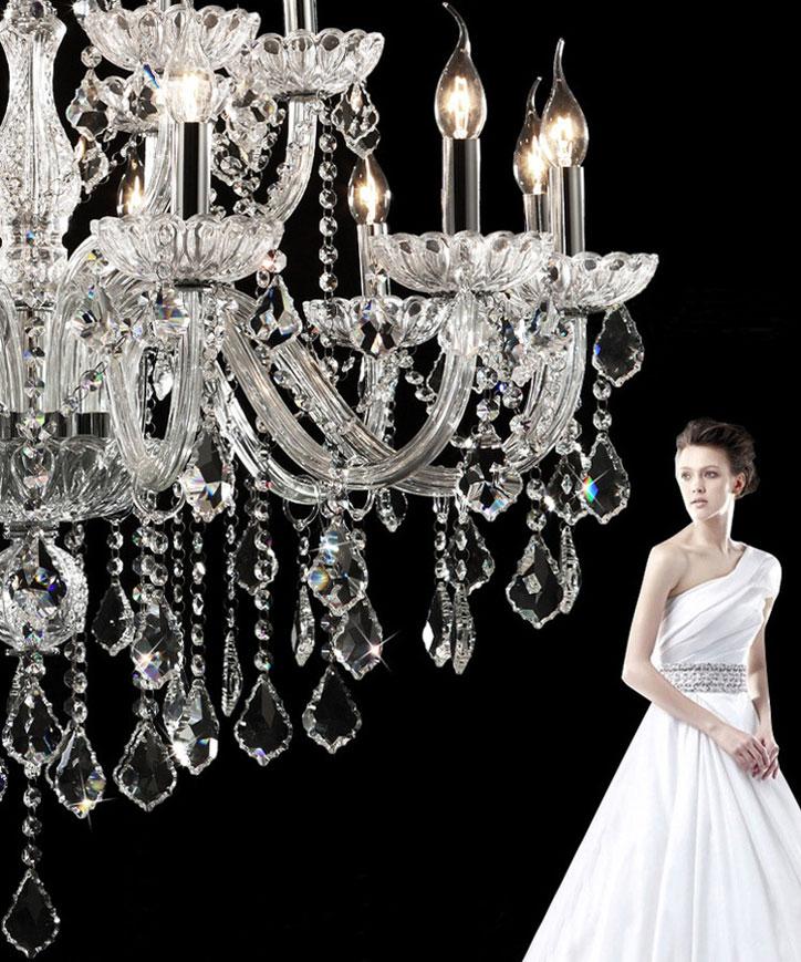 lustre Gratis cristal teto