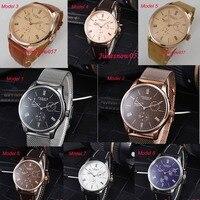 Parnis reserva de Potência relógio 42mm rose caso de ouro dos homens 5ATM ST1780 movimento Automático relógio de pulso dos homens 944