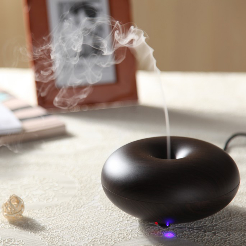 GX Diffuser New Design Electric Ultrasonic Aroma Diffuser Air Humidifier Aromatherapy Humidifier Air Purifier Mist Maker