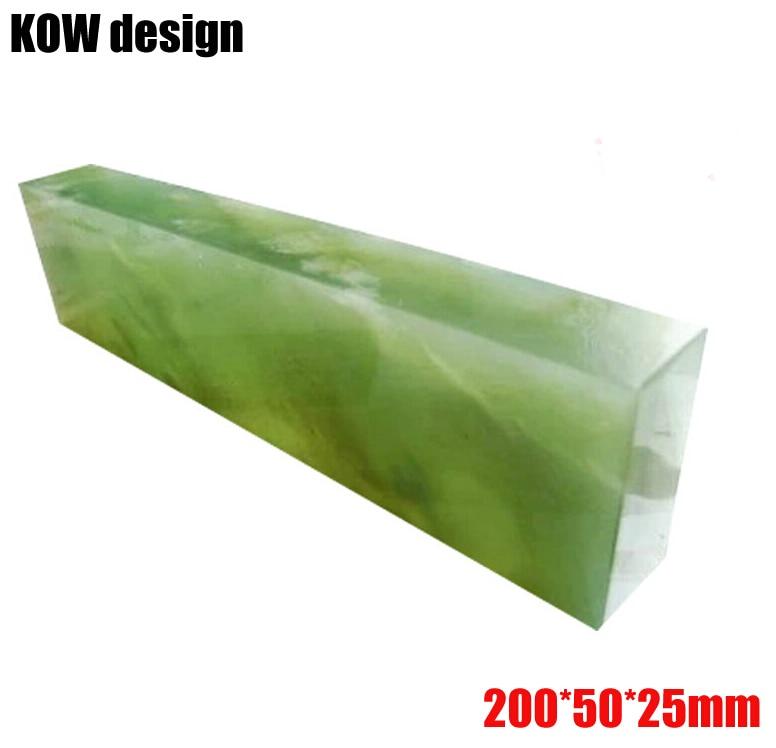 Knife Sharpener Natural Jade Strickenly Natural Whetstone First Level Pulpstone  Blades Fine Grinding Polishing 10000 Grit