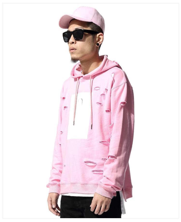 Aliexpress.com : Buy 2017 Fashion Kanye West Clothing Men Hooded ...