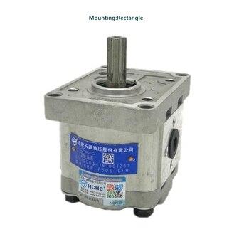 CBW small hydraulic gear oil pump CBW-F201.5  CBW-F202 high pressure low flow pump Aluminum body pump