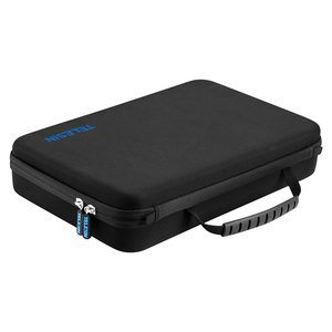 Image 1 - New Shock Proof waterproof Storage Box Portable Travel Bag Big Size Carrying Case for Insta360 ONE X Action Camera Accessories