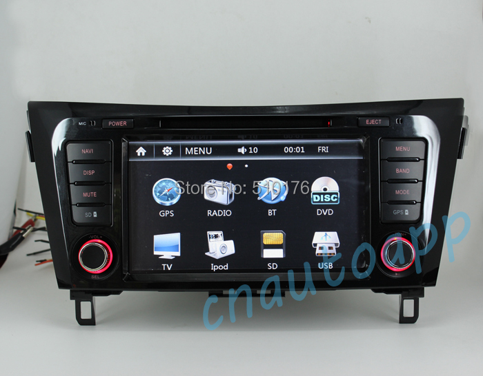 car navigation in dash gps with dvd player radio for. Black Bedroom Furniture Sets. Home Design Ideas