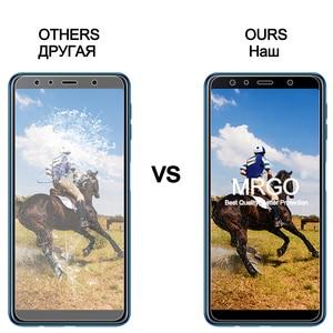 Image 4 - กระจกนิรภัยสำหรับ Samsung Galaxy A7 2018 A6 A8 J4 Plus แก้วป้องกันหน้าจอ J5 A5 2017 สำหรับ samsung A7 2018 J8 A9 J6