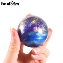 Bearoom Kristallen bol Slijmspeelgoed Antistress Modellering Klei Fluffy Polymer Geen borax Putty Spelen Lizun Slime DIY Leren Onderwijs