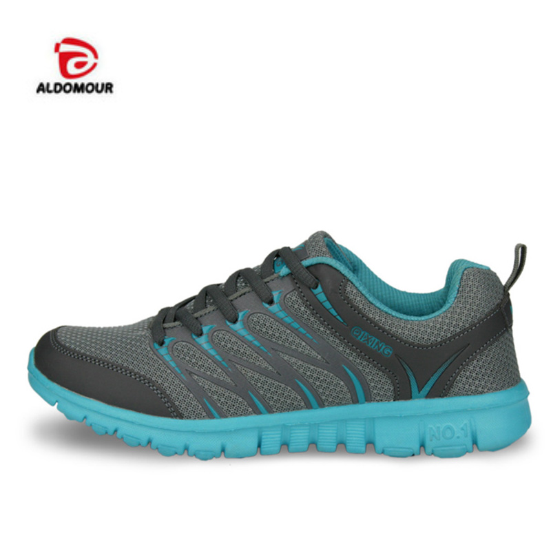 997e23c15ec ALDOMOUR Pánské dámské běžecké outdoorové běhání prodyšné sportovní ...