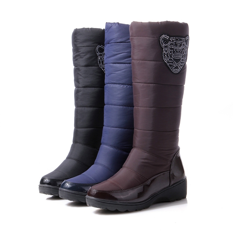 snow boots waterproof boot ri