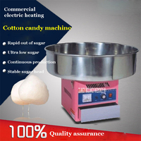 1PC FY M6 commercial cotton candy machine_candy floss machine_fairy floss machine_candy maker