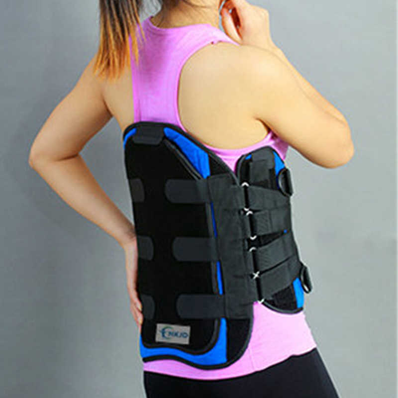 Corset Real Back Support Lumbosacral Orthosis Posture