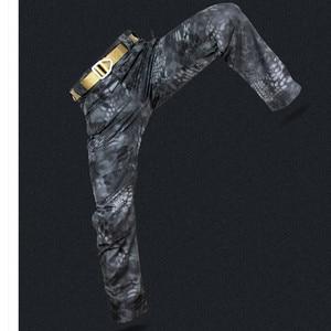 Image 3 - Mege Hiệp Sĩ Ban Nhạc Quần Áo Chiến Thuật Ngụy Trang Quân Sự Quần Nam Rip Dừng SWAT Người Lính Chiến Đấu Quần Militar Làm Việc Quân Bộ Trang Phục