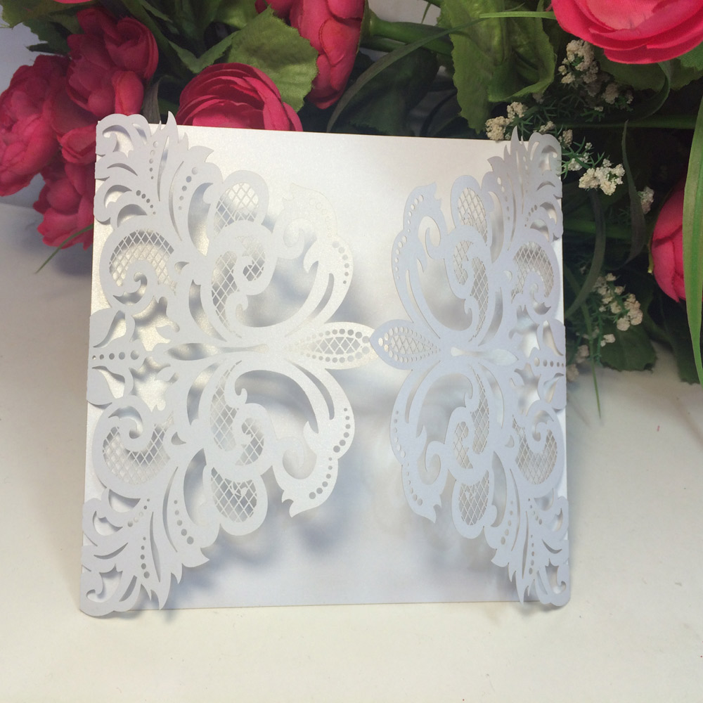 Kraft Paper Wedding Invitations Photo Al Velucy