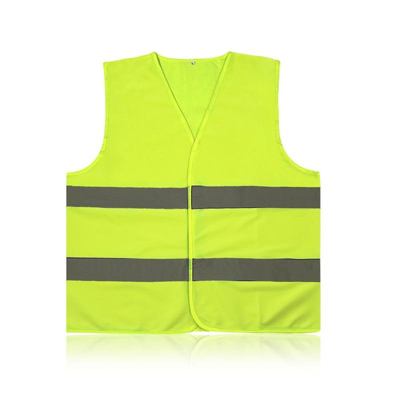 все цены на Fluorescent Vest High Visibility Reflective Outdoor Safety Clothing Running Contest Vest Safe Light-Reflective Ventilate