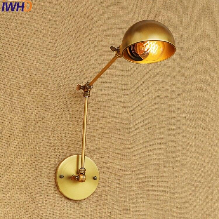 de Iluminação Da Lâmpada Estilo Loft Industrial