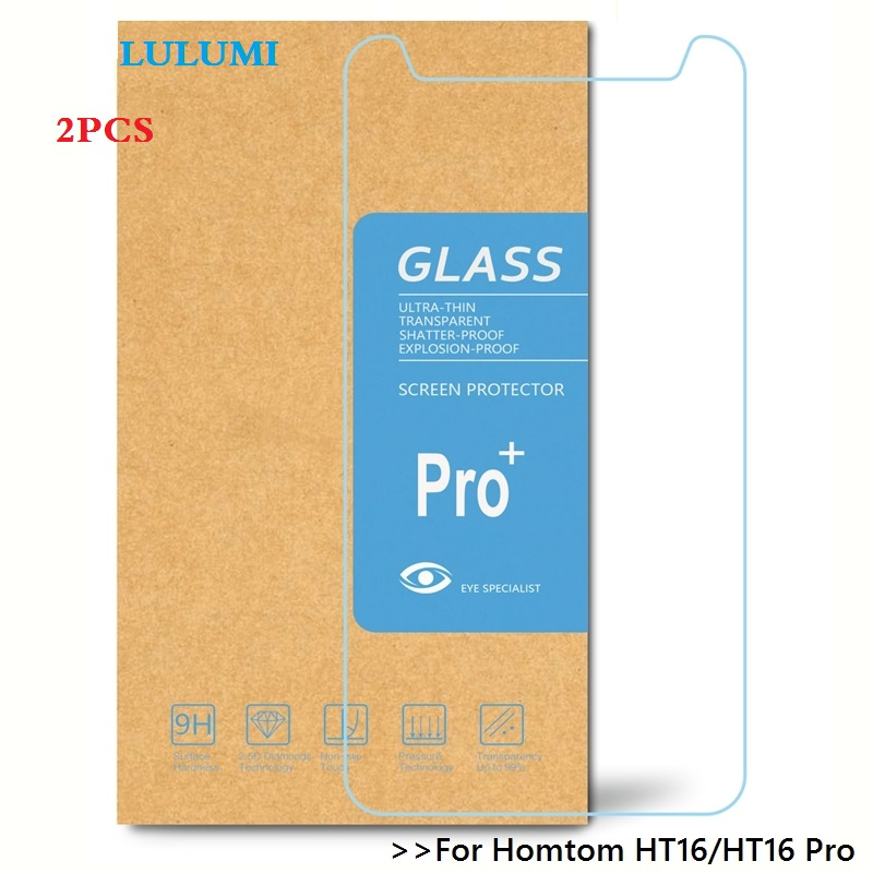 For <font><b>Homtom</b></font> Ht16 Ht16S Tempered Glass <font><b>Homtom</b></font> Ht16 Glass On For <font><b>Homtom</b></font> Ht <font><b>16</b></font> <font><b>Pro</b></font> Screen Protector Film Case 9H 2.5D Glass image