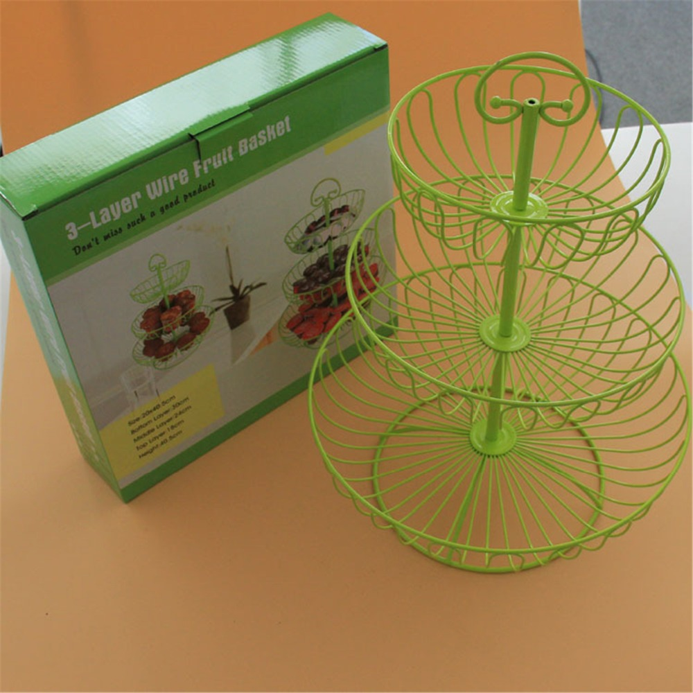 Buy wrought iron basket stand and get free shipping on AliExpress.com