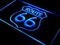I371 старинный Route 66 Mother Road светодиодный неоновый переключатель вкл/выкл 20 + цвета 5 размеров